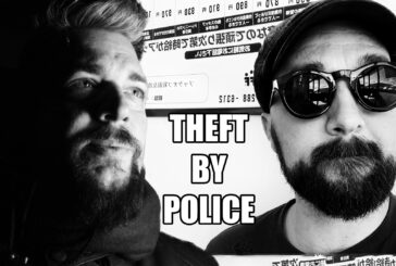 Theft by Law Enforcers Surpasses Theft by Thieves - Live Stream Excerpt