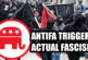 Antifa Violence Triggers Republican Fascism Over Masks