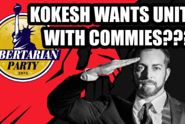 Kokesh Unites Libertarians with COMMIES?!