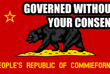 California Proves It Doesnt Govern by Consent!