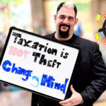 Change My Mind! Taxation is NOT Theft ft. Jason