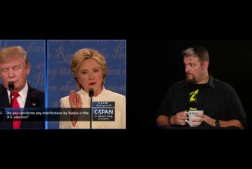 Hillary Still Sharing Secrets - Presidential Debate Response