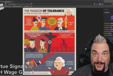 The Paradox of Tolerance DOES NOT EXIST