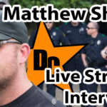 Matthew Short Interview – Gooberment, Taking Money, Open Carry