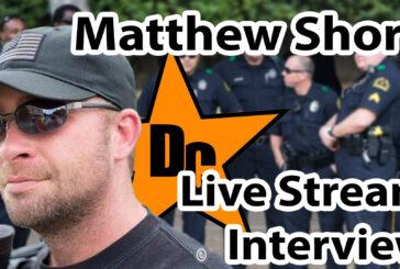 Matthew Short Interview - Gooberment, Taking Money, Open Carry