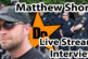 Matthew Short Interview - Gooberment, Taking Money, Open Carry