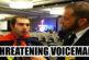 Adam Kokesh Voicemail Threats