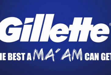 Gillette The Best a MAAM Can Get