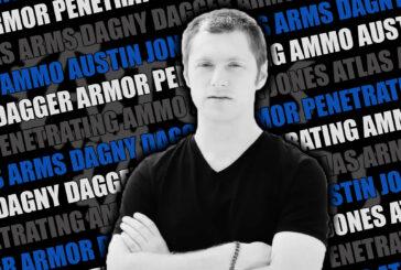 Dagny Dagger Inventor Austin Jones - Armor Penetrating Rounds