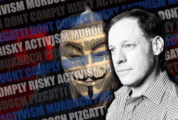 Risky Activism with Murdoch Pizgatti