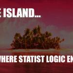 Survivor – Rape Island Edition (Where Statist Logic Leads)