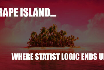 Survivor - Rape Island Edition (Where Statist Logic Leads)