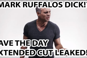 Mark Ruffalos Dick?! Celebs Vote Save the Day Extended Cut Leaked!