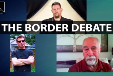 Marco den Ouden vs Victor Pross Debate - Borders and Libertarianism