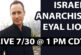 Israeli Anarchist Eyal Lior -- Liberty and Safety