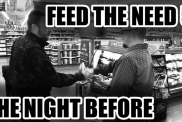 Feed the Need 5 The Night Before!