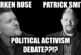 Larken Rose Talks Political Activism with Not Governor Patrick Smith