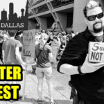 Counter Protest! Dallas March for Our Lives