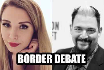 Lauren Southern vs Larken Rose Border Debate Analysis and Response