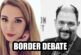 Lauren Southern vs Larken Rose Border Debate Analysis and Response