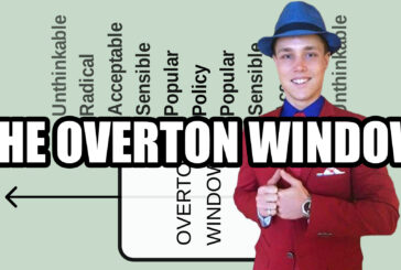 The Overton Window with Travis Hallman LIVE STREAM