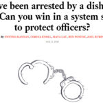 YOUVE BEEN ARRESTED BY A DISHONEST COP…