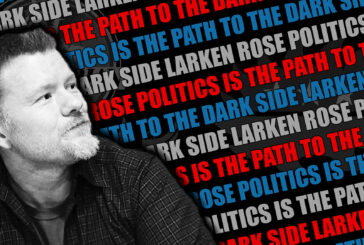 Larken Rose on Politics - The Path to the Dark Side