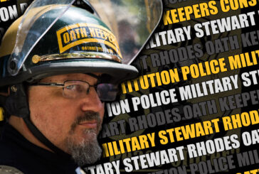 Stewart Rhodes on Oath Keepers and Spartans
