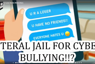 LITERAL PRISON TIME FOR BULLIES!!