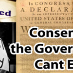 Consent of the Governed Cant Exist
