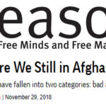 Reason Article – Why are WE in Afghanistan??!?