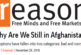 Reason Article - Why are WE in Afghanistan??!?