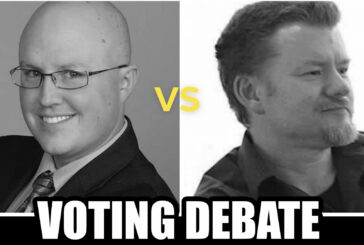 DEBATE: Larken Rose vs Hodey Johns on Voting