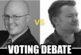 DEBATE: Larken Rose vs Hodey Johns on Voting