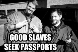 Why Anarchists Get Passports in Chains