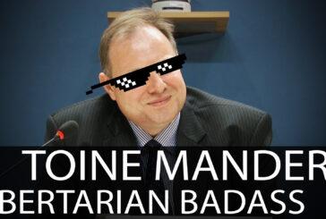 Toine Manders Interview!