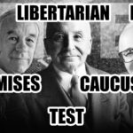 The Mises Caucus Test Answered by Not Governor Patrick Smith