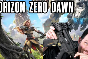 Game and Chill - Horizon Zero Dawn 01
