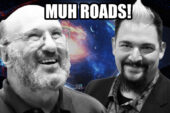 Walter Block and Patrick Smith on the Ethics of Road Protests FULL SHOW