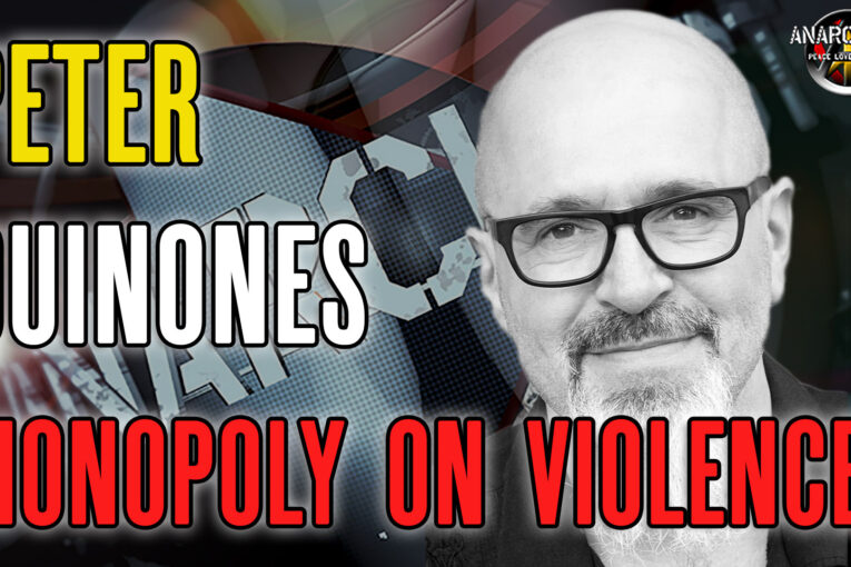 The Monopoly on Violence with Peter Quinones