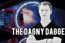 The Day the Dagny Dagger Destroyed 3A Body Armor with Atlas Arms and Austin Jones