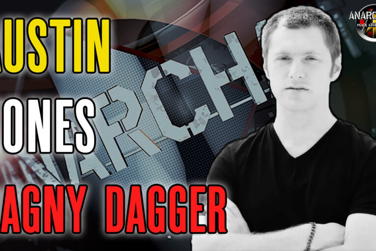 3A Body Armor Destroyed by Austin Jones and the Dagny Dagger
